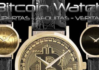 Bitcoin meets Swiss Watches 340x240 - Bitcoin Watches - The latest trend in Crypto Fashion