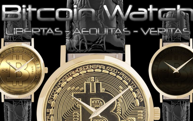 Bitcoin meets Swiss Watches 800x500 - Bitcoin Watches - The latest trend in Crypto Fashion