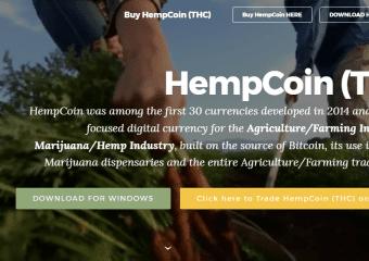 hmp2 340x240 - Hempcoin (THC) - The oldest Marijuana & Agriculture Cryptocurrency