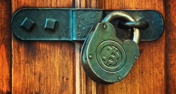 bitcoin safety lock 730x390 - Bitcoin, Bank or Cash – Which to Choose?
