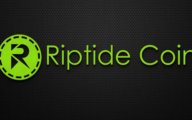 riptide logo 800x500 - Riptide - The Medical Marijuana Token