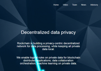 rockchain 340x240 - Rockchain - A Distributed Data Intelligence Platform