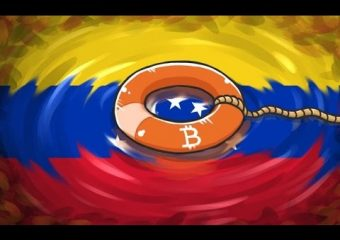 venezuela 340x240 - Bitcoin vs Venezuela's Bolivar - Could Bitcoin Save A Country?