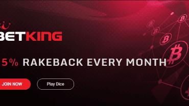 betking rakeback monthly