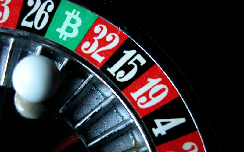 bitcoin gambling 800x500 - A Comparative Study of Blockchain Gambling
