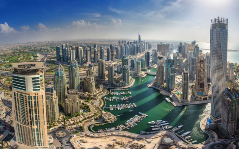 dubai 800x500 - City of Dubai Issues License for Cryptocurrency Trading Firm