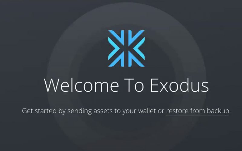 exodus 800x500 - Exodus Wallet Extends Support to TRX Tokens