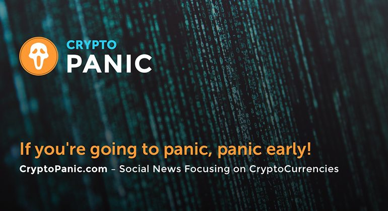 crypto panic cover