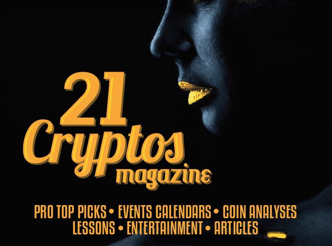 21cryptos 2 - 21Cryptos Magazine – Trade, Win, Repeat