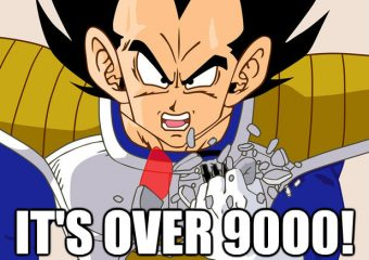 BITCOIN 9000 340x240 - It's Over 9000 - Bitcoin Keeps Beating Records!
