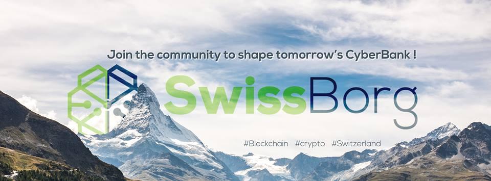 Swissborg1 - SwissBorg, the Wealth Management ICO Based on Smart Contracts