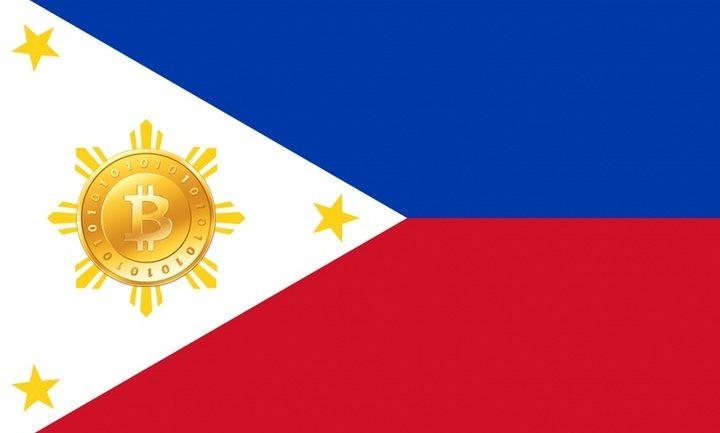 bitcoin phillipines flag