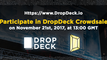 dropdeck crowdsale