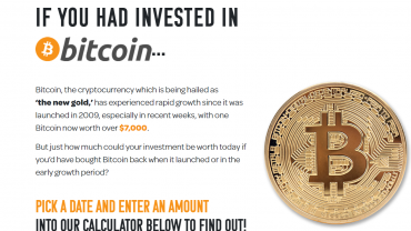 if you had invested in bitcoin website