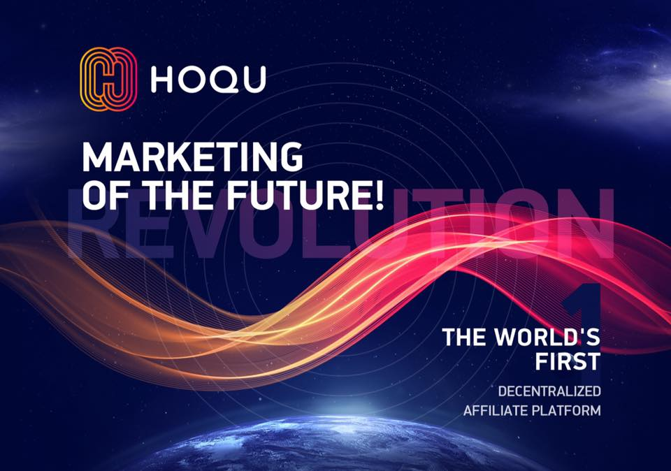hoqu - The HOQU Presale Starts NOW: Marketing of the Future Begins Today