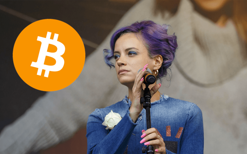 lillyallen 800x500 - Lily Allen And The Story Of 200.000 Bitcoins