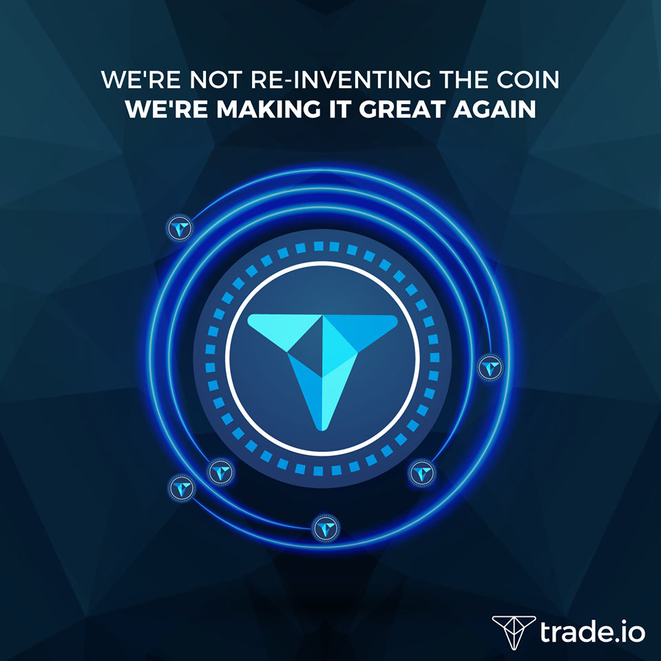 tradetoken2 - Trade.io - The Revolution Of Trading