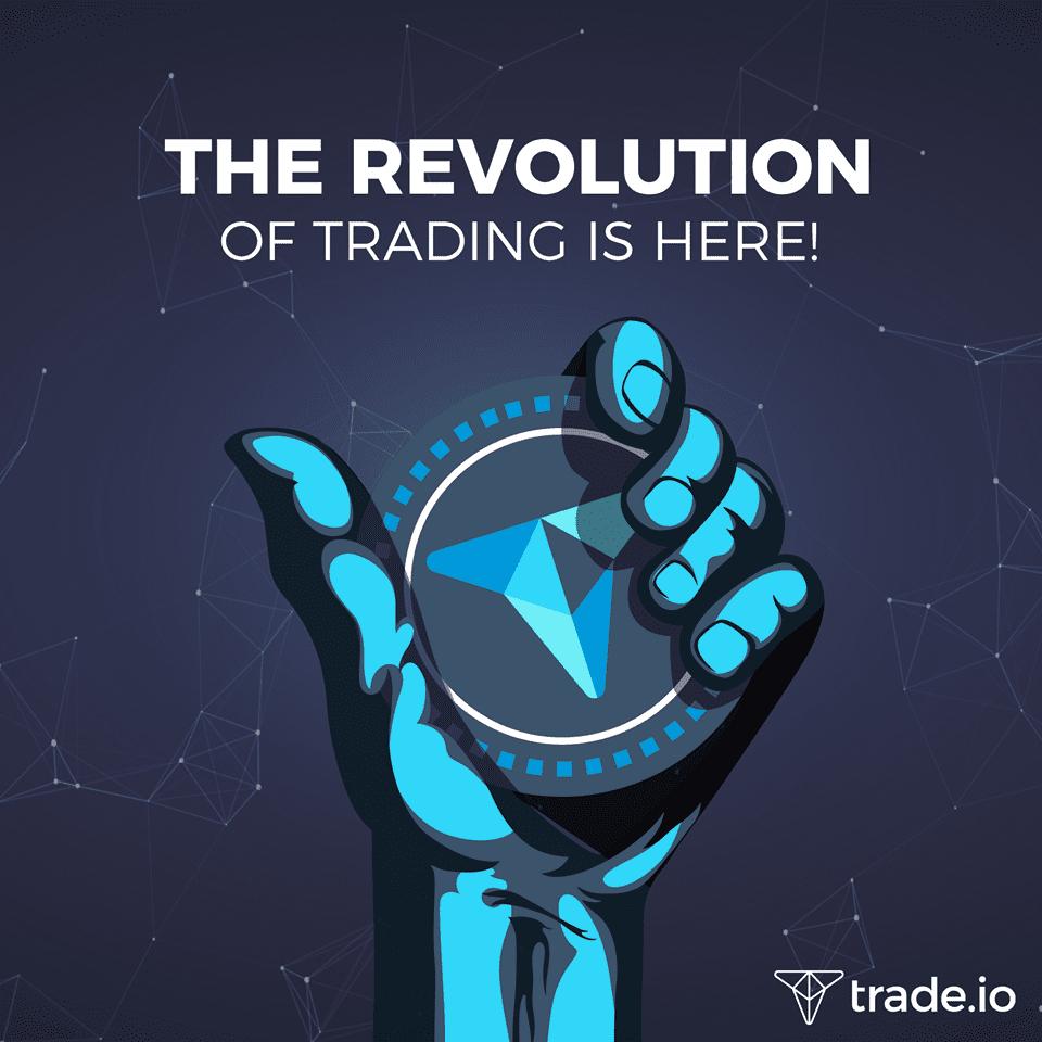 tradetoken3 - Trade.io - The Revolution Of Trading