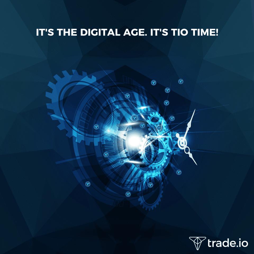 tradetoken4 - Trade.io - The Revolution Of Trading