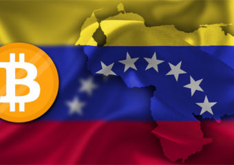 Bitcoin Venezuela Flag 1 340x240 - Venezuelans To Use the Petro Cryptocurrency to Pay for Passport Fees
