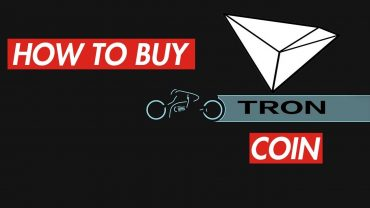 how to buy tron coin on binance