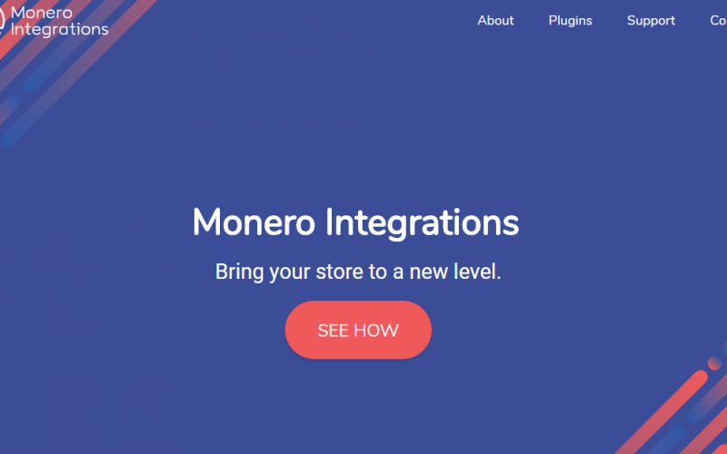 Monero integ 800x500 - The Monero Integration Project: Making Online Payments With Monero Easier and Faster