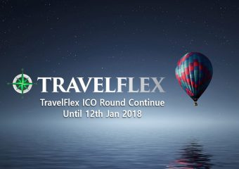 Travel Flex Cover 340x240 - TravelFlex ICO Round Continue Until 12th Jan 2018