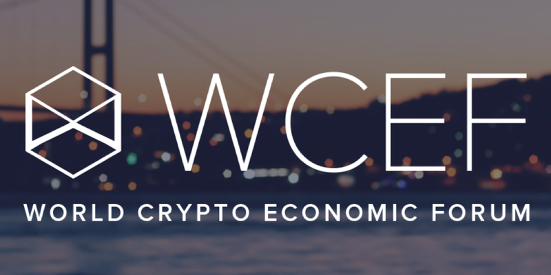 WCEF 800x400 - The World Crypto Economic Forum is bringing together some of the world's most notable crypto leaders