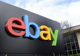 ebay 340x240 - eBay and Foxconn Enter the Blockchain World After Joining the Enterprise Ethereum Alliance