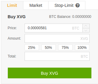 verge binance buy - Guide: How to buy Verge (XVG) From Binance
