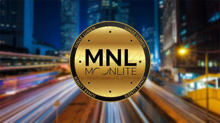Moonlite Logo - Moonlite, the First Smart –Mining Solution