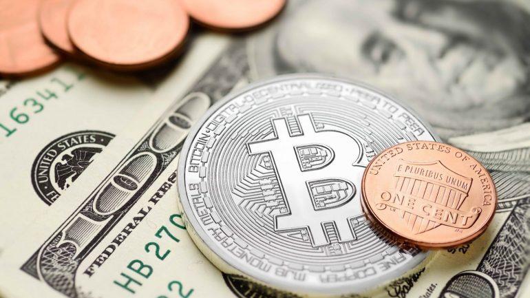 bitcoin over 100 dollar bill