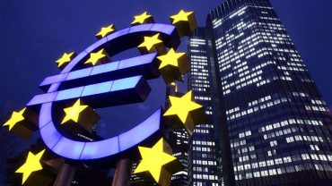 euro sign near building pushing to make stablecoins illegal