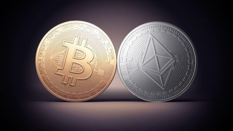 phisycal bitcoin near ethereum