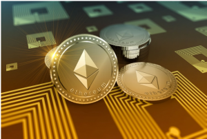 ethereum 300x202 - Almost Half of the Top 100 Cryptos are Based On Ethereum's Network