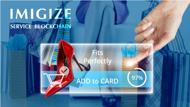 imigize - Imigize Service Blockchain prepares a revolution for  the online stores