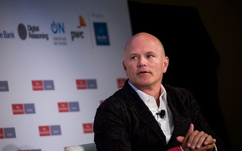 mike 800x500 - Mike Novogratz Wants to Create a Cryptocurrency Version of Goldman Sachs