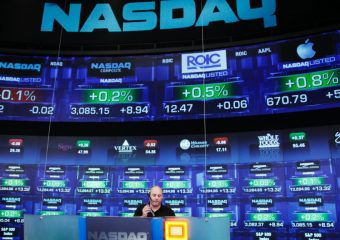 nasdaq 340x240 - Nasdaq and Gemini Strengthen Relationship; Will Nasdaq List Coins?