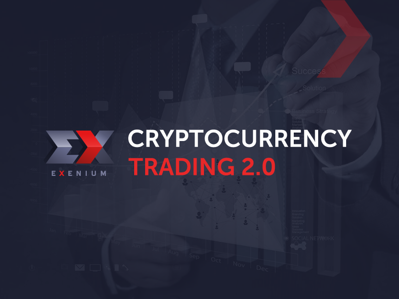 01 - World's First Chatbot Trading Platform for Cryptocurrency, Exenium Starts Initial Token Offering with Lucrative Bonus for Early Adopters