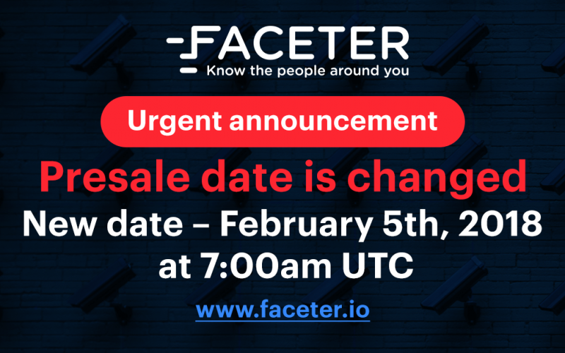 Faceter 800x500 - FACETER, the first vendor of computer-vision surveillance technology powered by a fog network of miners