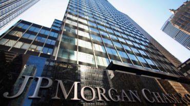 JP Morgan Chase building