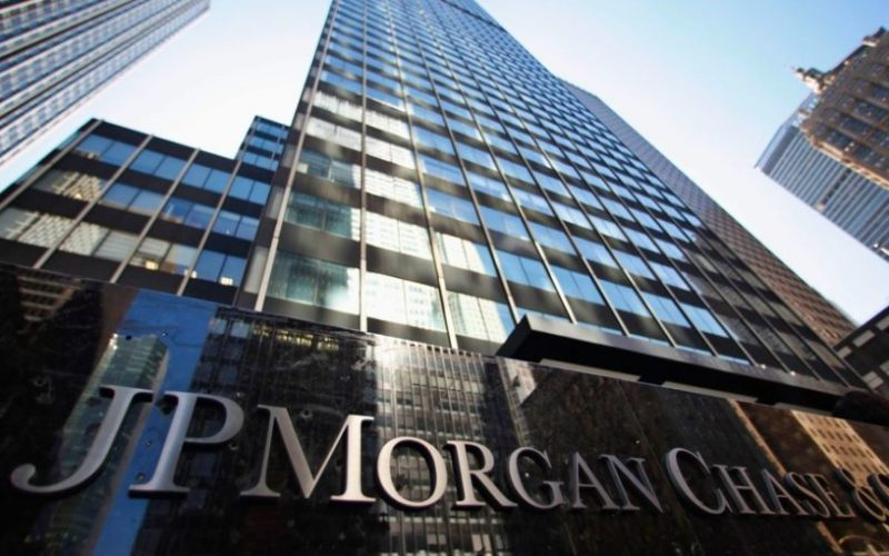 JP Morgan Chase 800x500 - JP Morgan Chase Considers Cryptocurrencies as a Risk to its Business