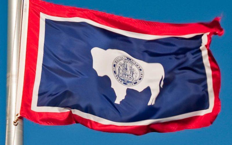 Wyoming Flag