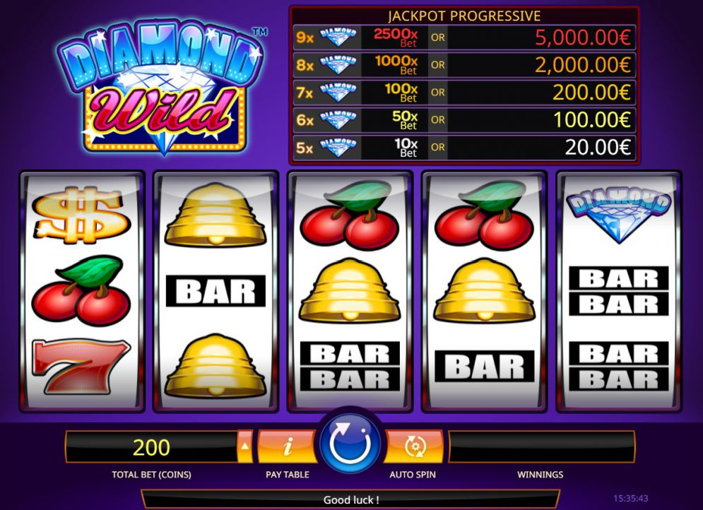 bitstarz casino diamond wild 1 - Top 5 Casino Games From Bitstarz Casino