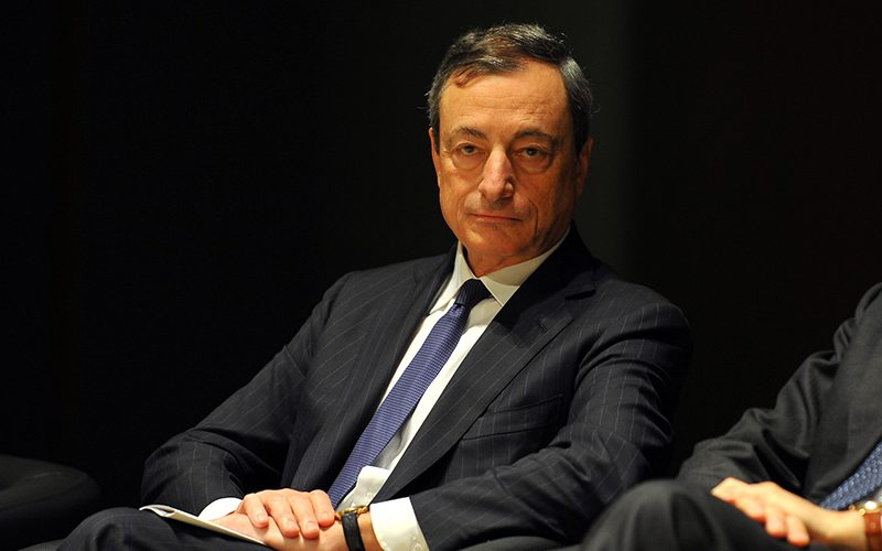 drag 800x500 - ECB President, Mario Draghi: European Banks Could Hold Bitcoin In The Future