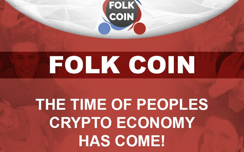 img 10 800x500 - ICO Campaign Starts for FOLK COIN, a Cryptocurrency Created to Maximize the Benefits of People and Companies