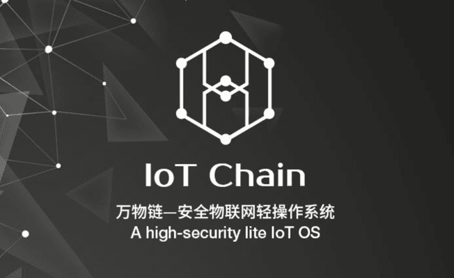 iotchain - IoT Chain – Review, Latest Developments and Video Contest