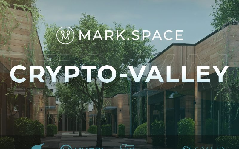 pr3 800x500 - Blockchain Powered 3D and VR Open Source Platform MARK.SPACE Announces the Launch of CRYPTO.VALLEY Virtual  City