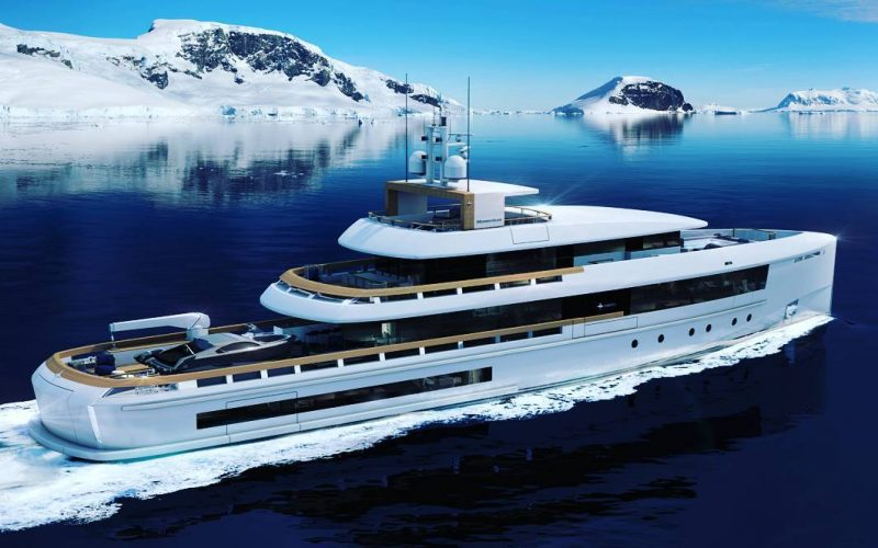 yacht 800x500 - Hatteras M90 Can Be Purchased With Bitcoin At Miami Yacht Show