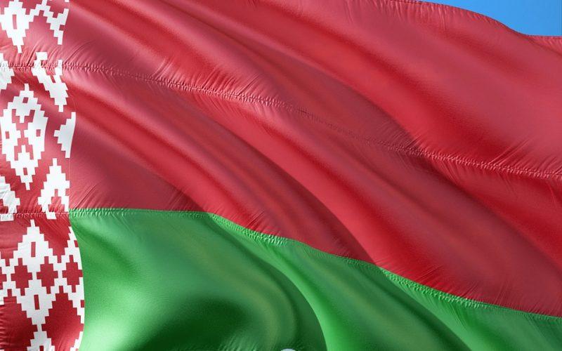 Belarussian Flag Belarus